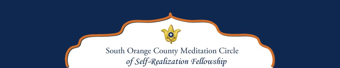 SRF South Orange County Meditation Circle